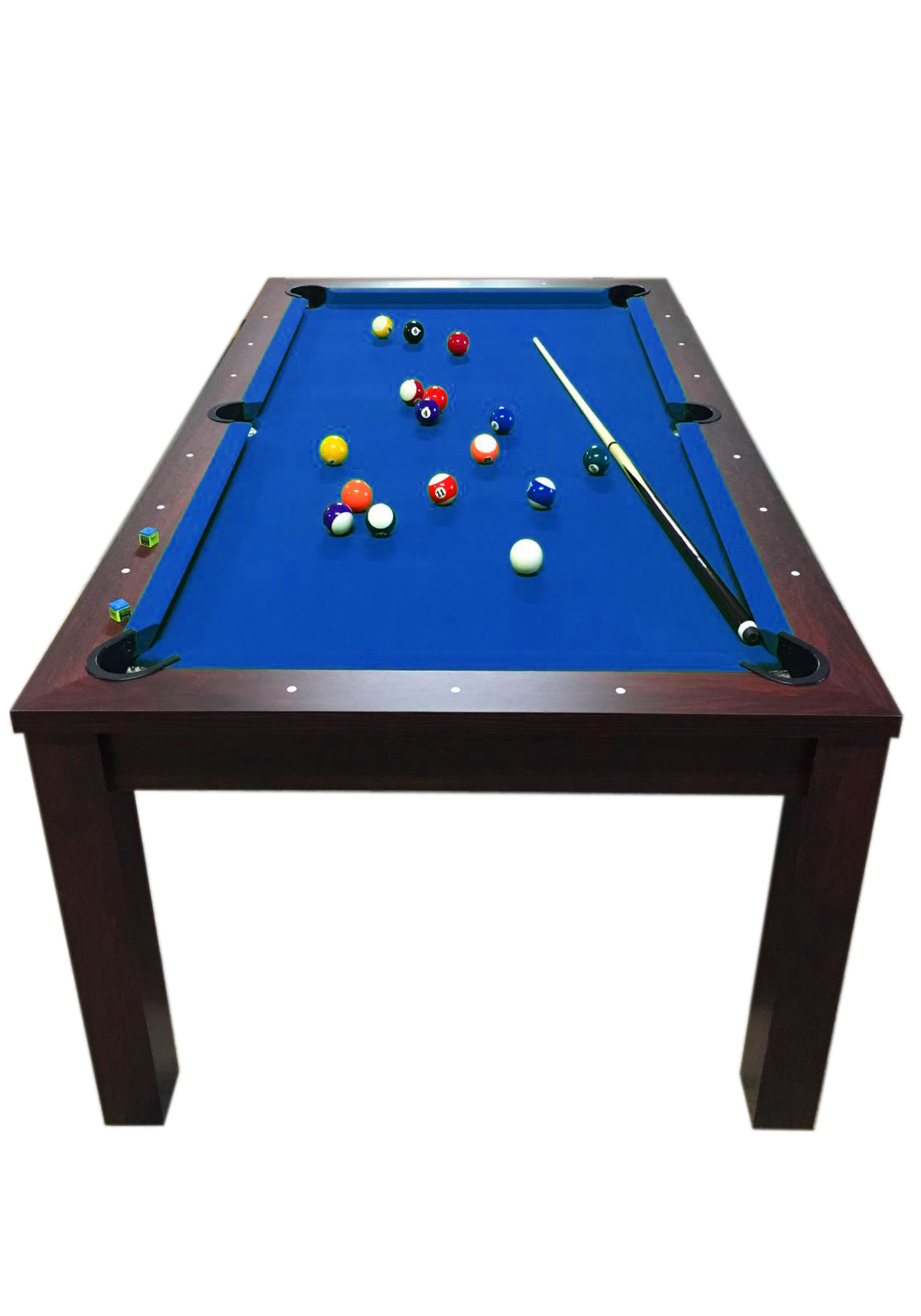 Remarkable Pool Table 7 Feet Blue And Dinner Table With Benches Rich Blue Pdpeps Interior Chair Design Pdpepsorg