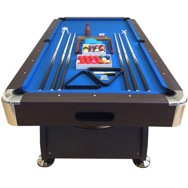 Delightful POOL TABLE 7u2032 FEET U2013 BLUE SEA
