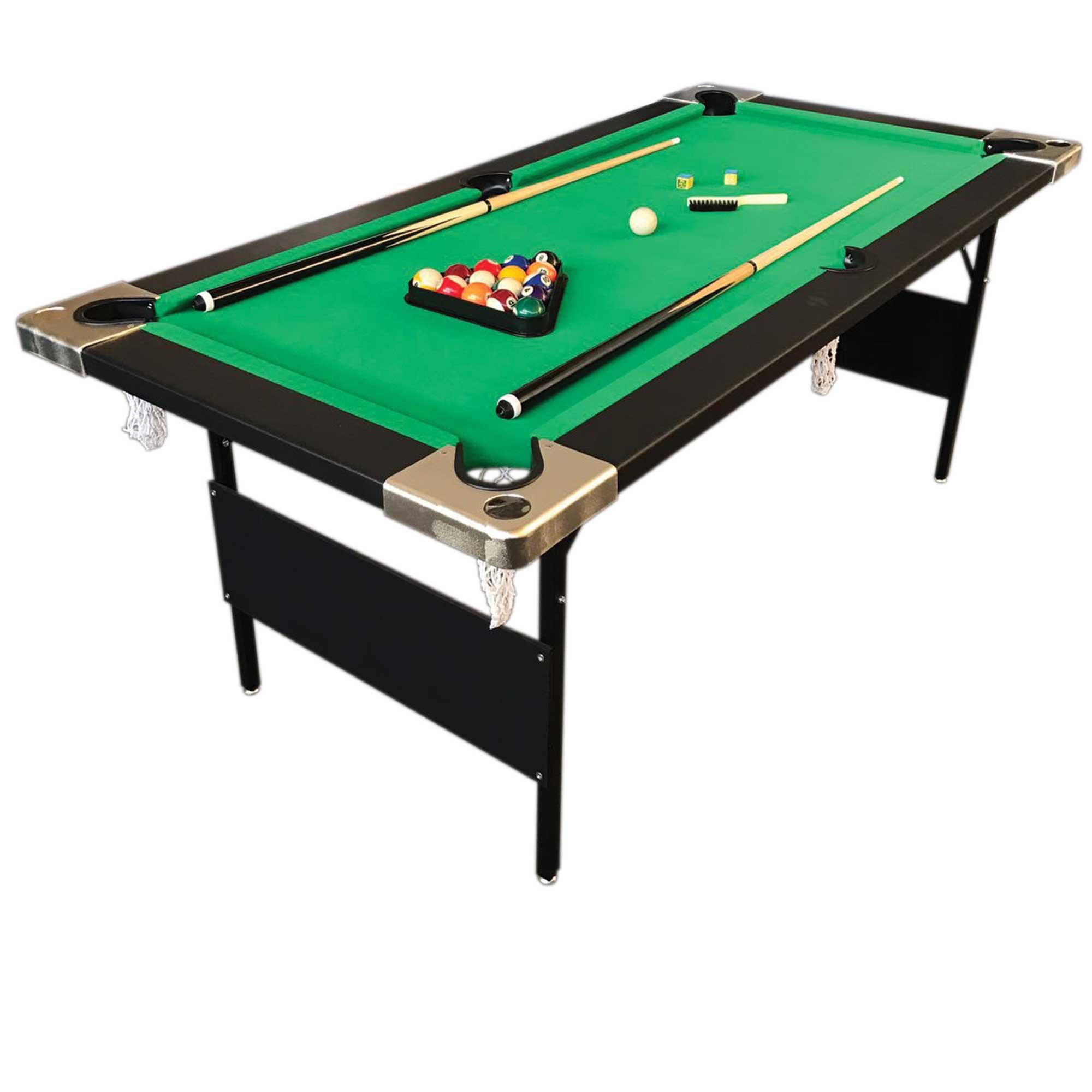 Pool Table 6 Feet Folding