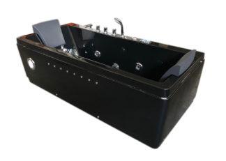 Charmant Youu0027re Viewing: Whirpool Bathtub 70u2033 X 33u2033 Black Hot Tub Double Pump U2013  Marilyn $2,999.00 $2,299.00